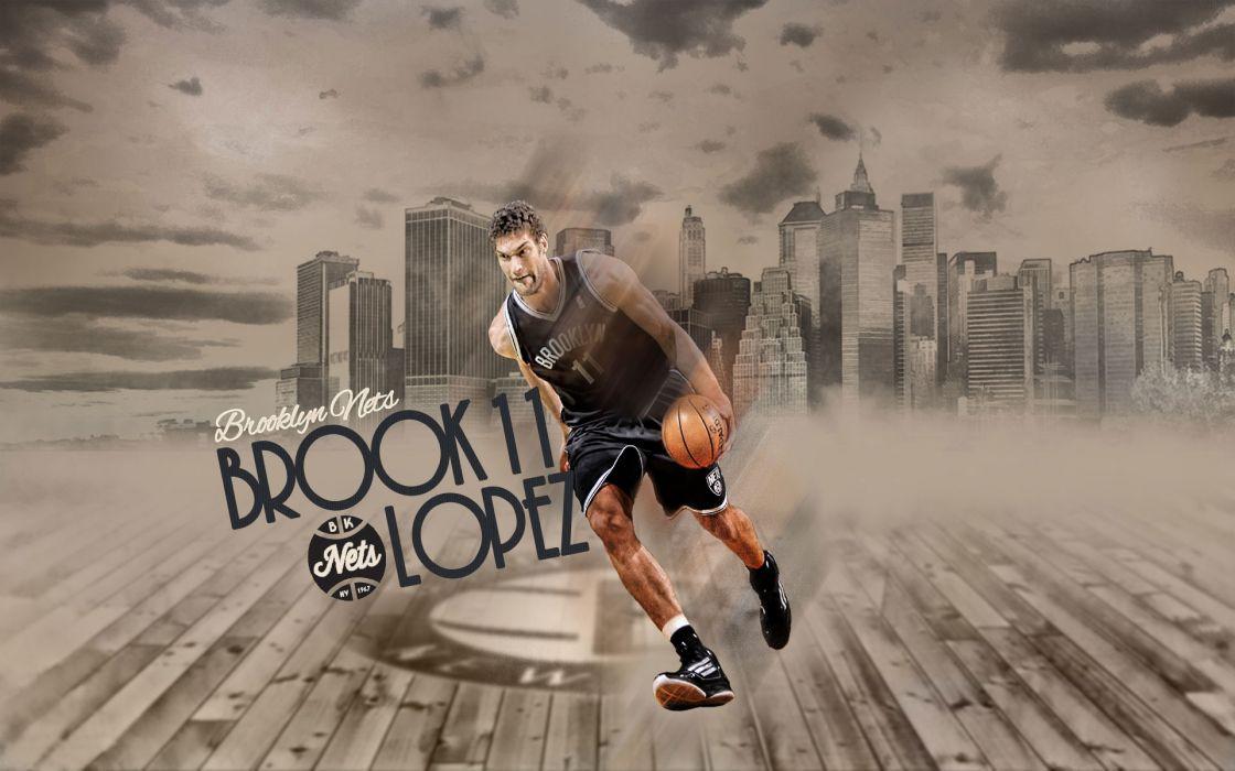 BROOKLYN NETS nba basketball (49) wallpaper