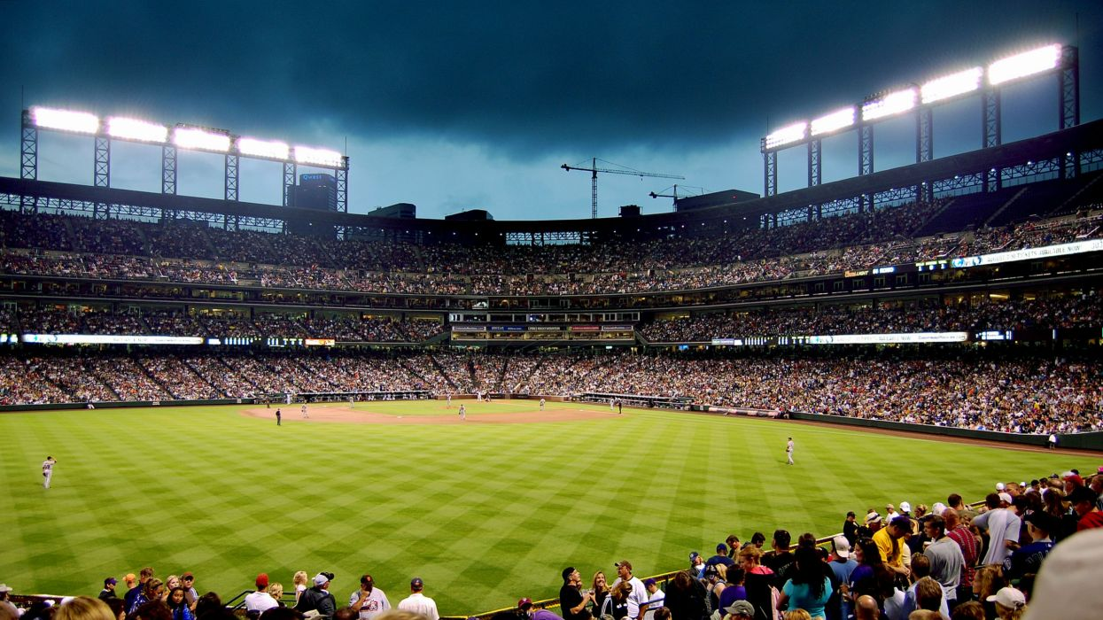COLORADO ROCKIES baseball mlb (3) wallpaper