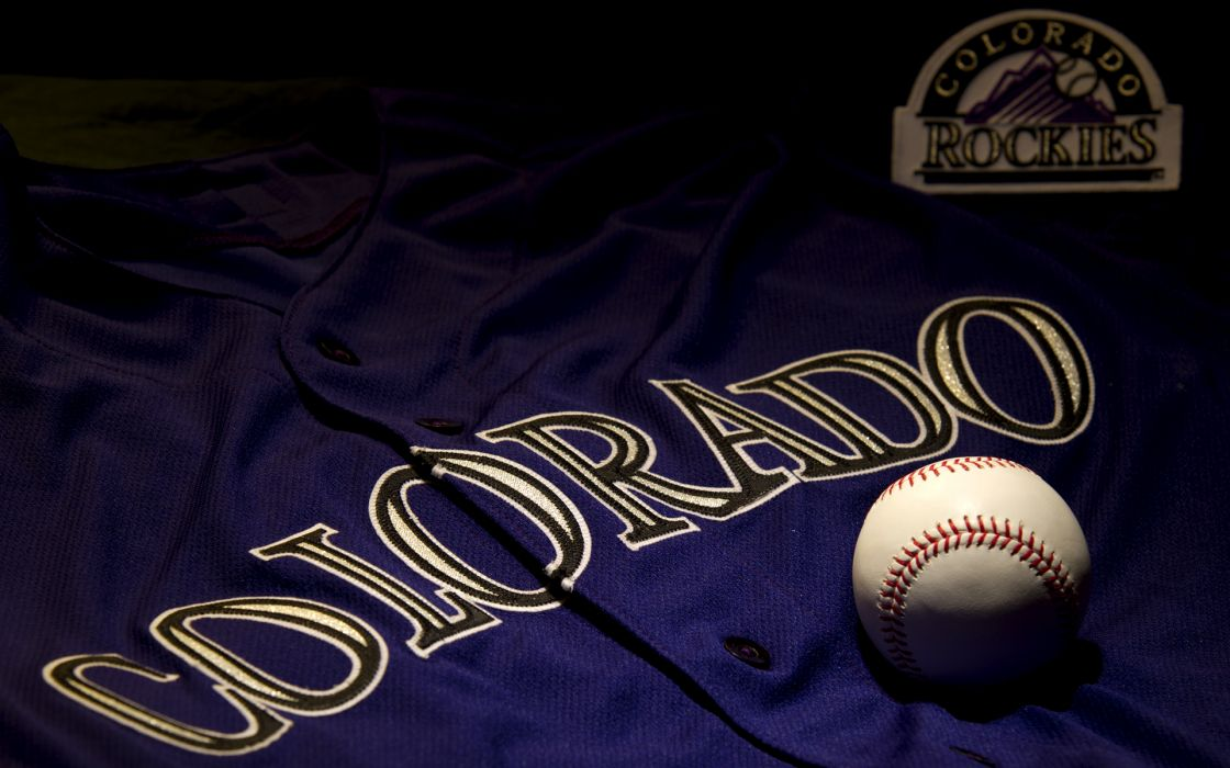 COLORADO ROCKIES baseball mlb (14) wallpaper