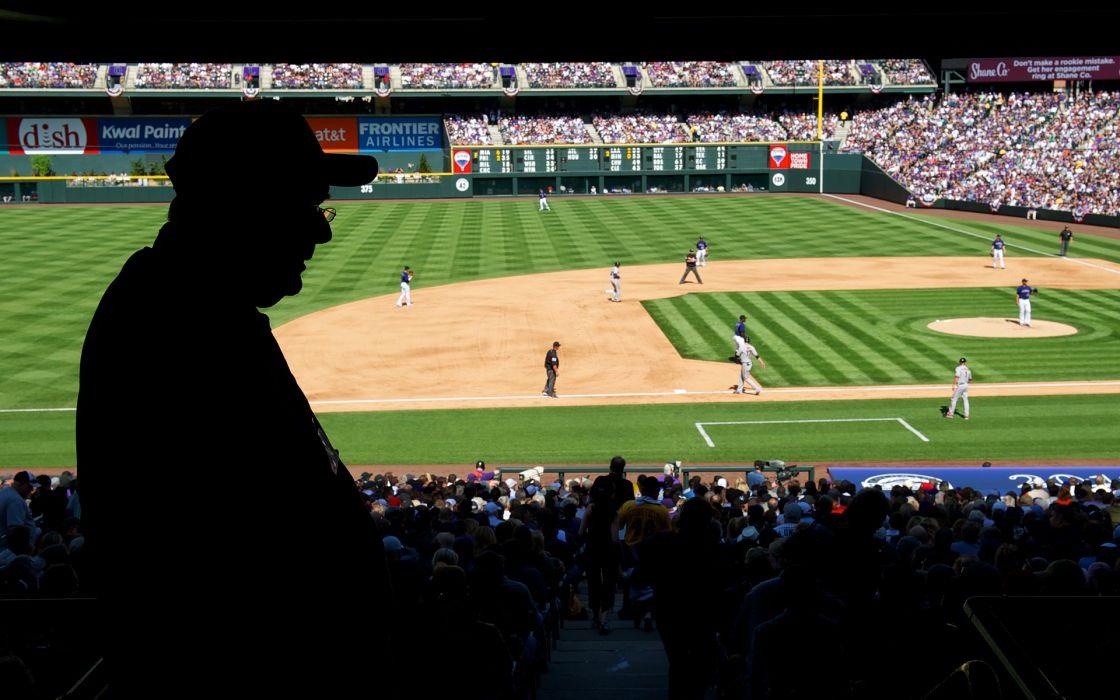 COLORADO ROCKIES baseball mlb (22) wallpaper