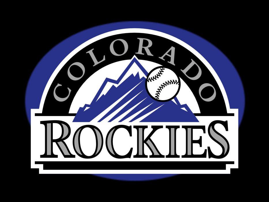 COLORADO ROCKIES baseball mlb (33) wallpaper