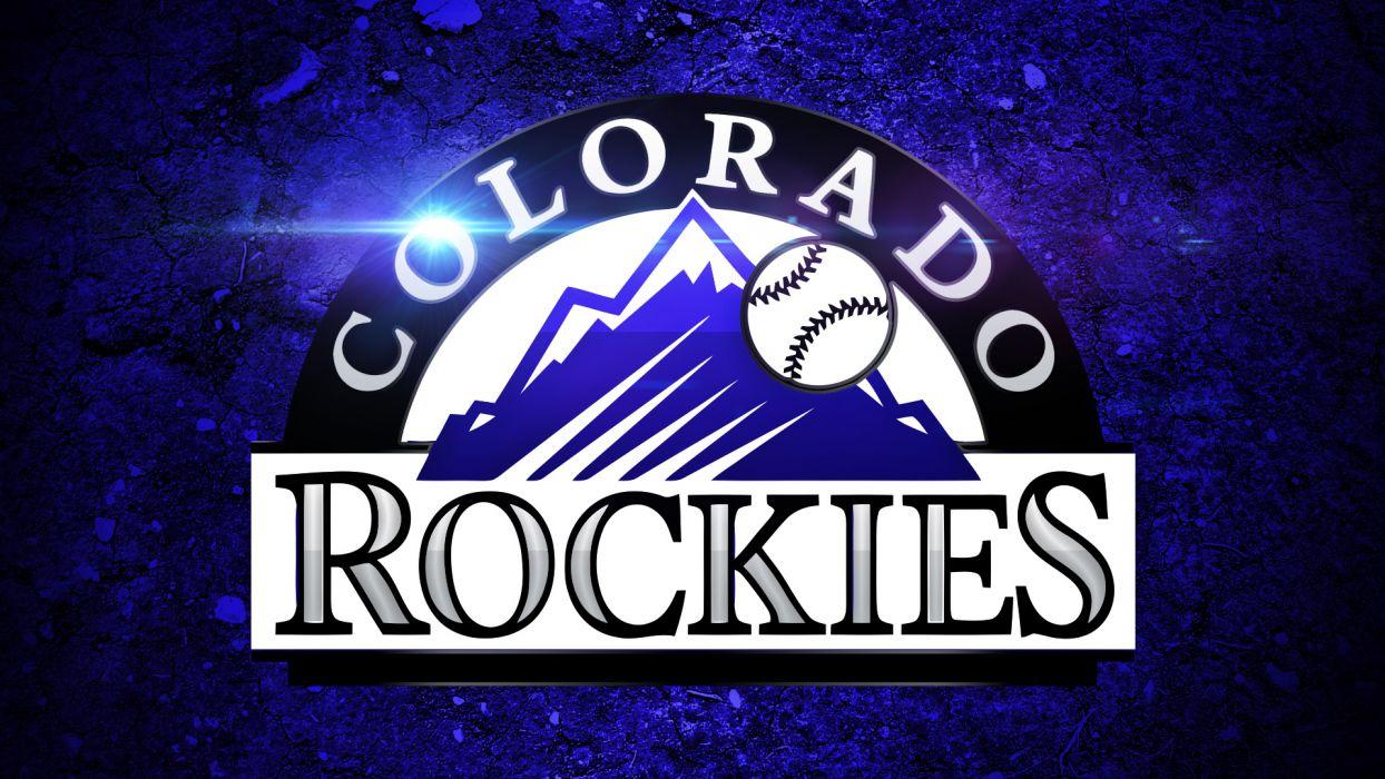 COLORADO ROCKIES baseball mlb (41) wallpaper