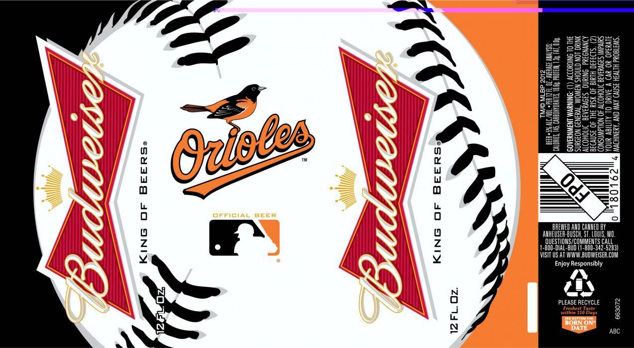 BALTIMORE ORIOLES mlb baseball (1