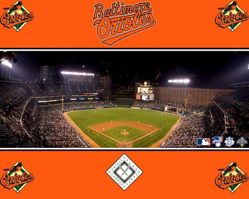 BALTIMORE ORIOLES mlb baseball (15) wallpaper