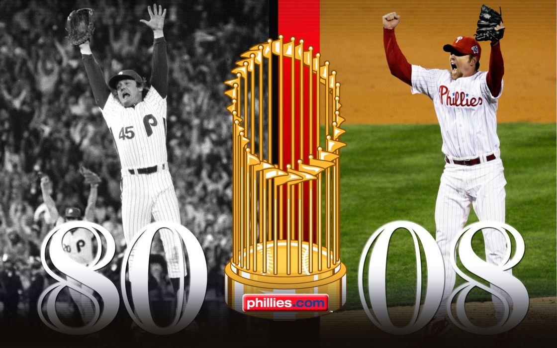 PHILADELPHIA PHILLIES mlb baseball (5) wallpaper