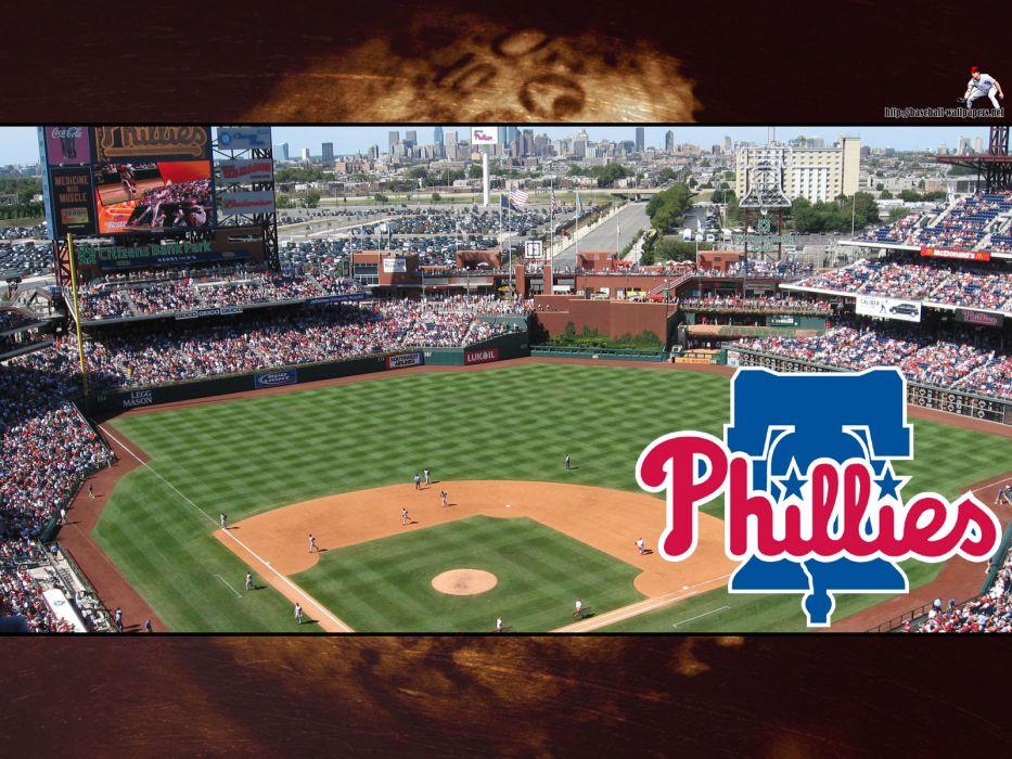 PHILADELPHIA PHILLIES mlb baseball (6) wallpaper
