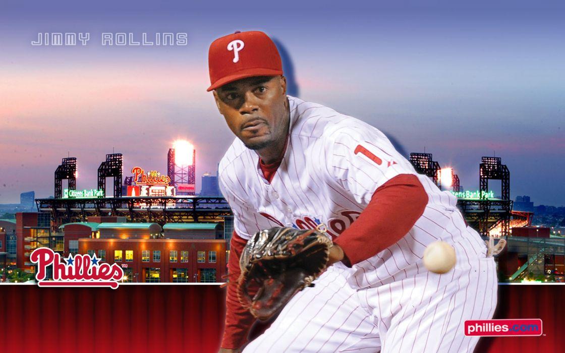 PHILADELPHIA PHILLIES mlb baseball (7) wallpaper