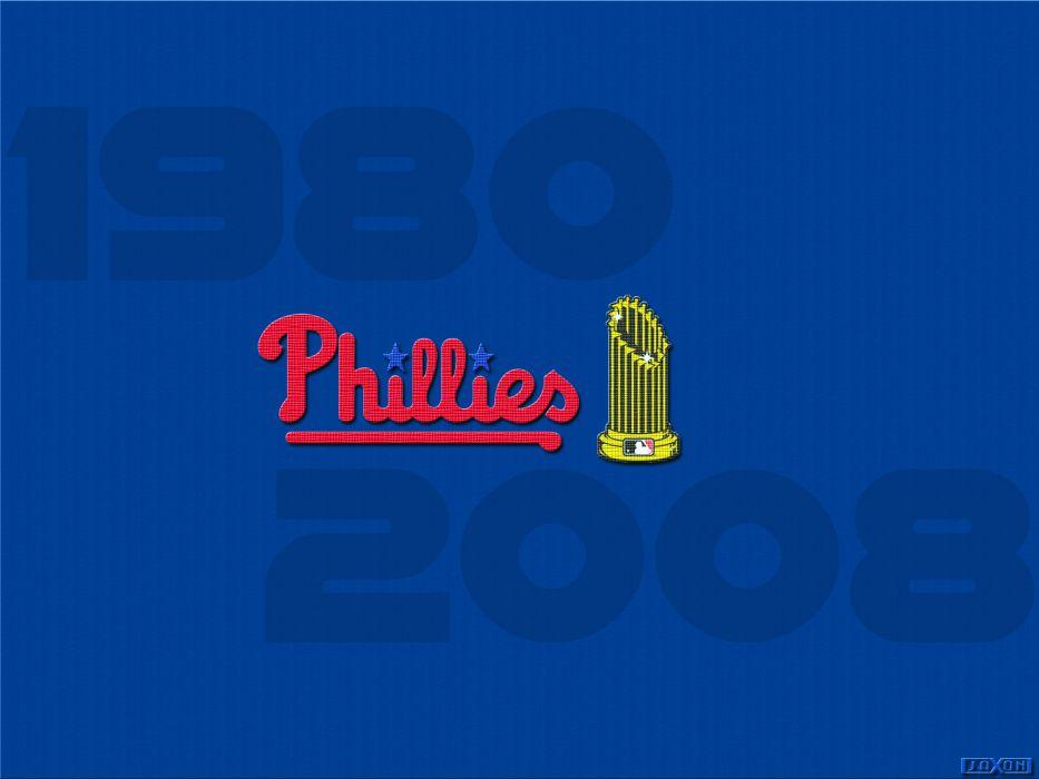 PHILADELPHIA PHILLIES mlb baseball (17) wallpaper