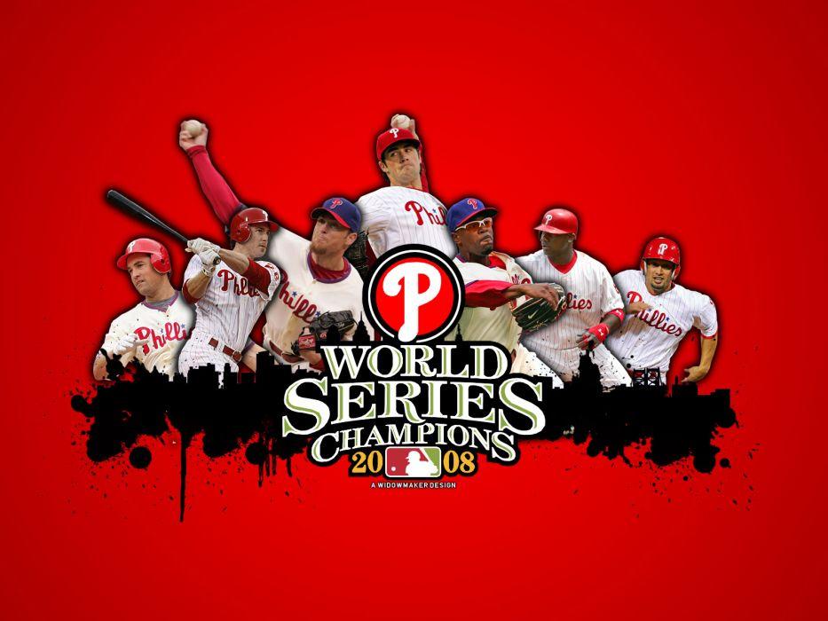 PHILADELPHIA PHILLIES mlb baseball (19) wallpaper