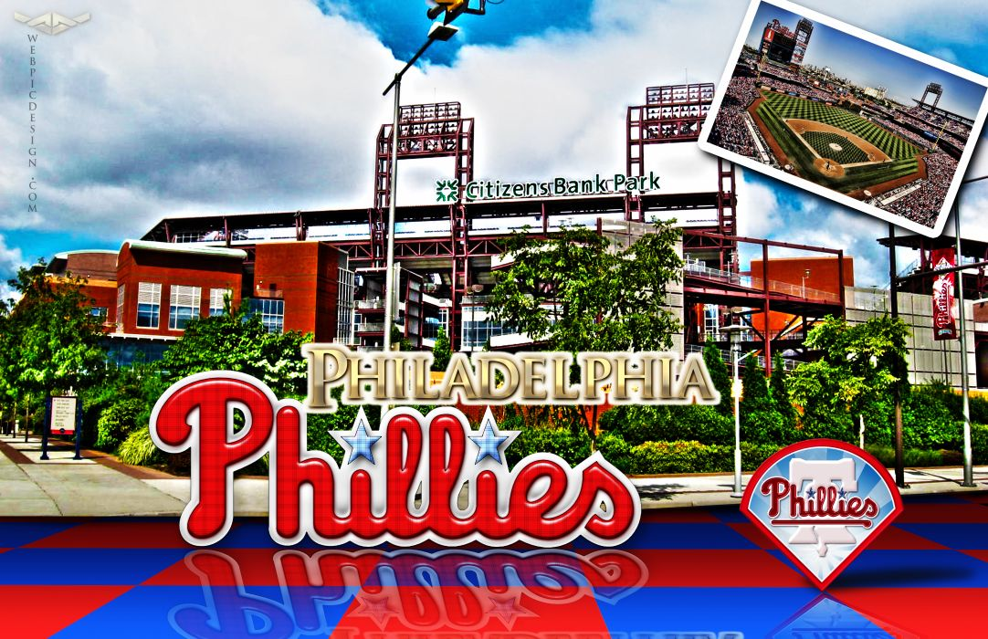 PHILADELPHIA PHILLIES mlb baseball (44) wallpaper