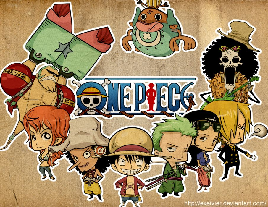 Robin One Piece (anime) Roronoa Zoro chopper Franky (One Piece) Brook (One Piece) Monkey D Luffy Nami (One Piece) Usopp Sanji (One Piece) wallpaper