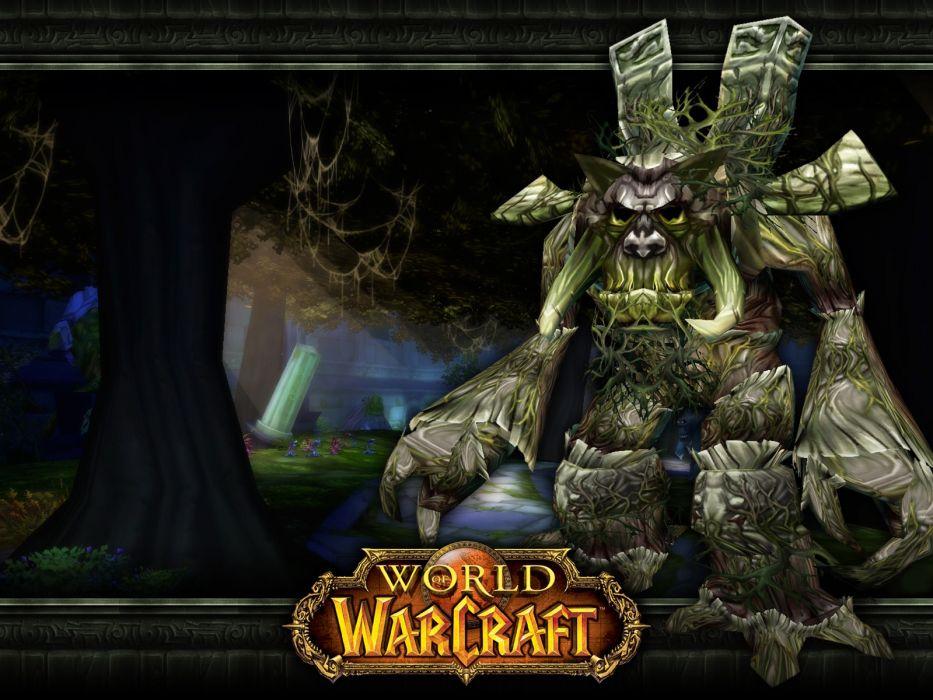 World of Warcraft fantasy art wallpaper