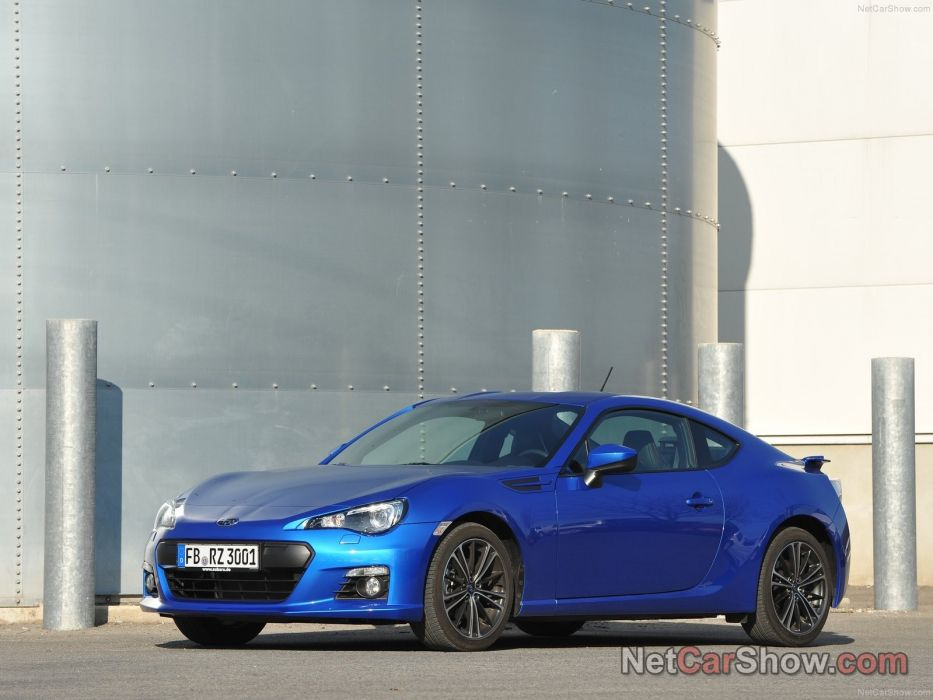 cars Subaru BRZ wallpaper