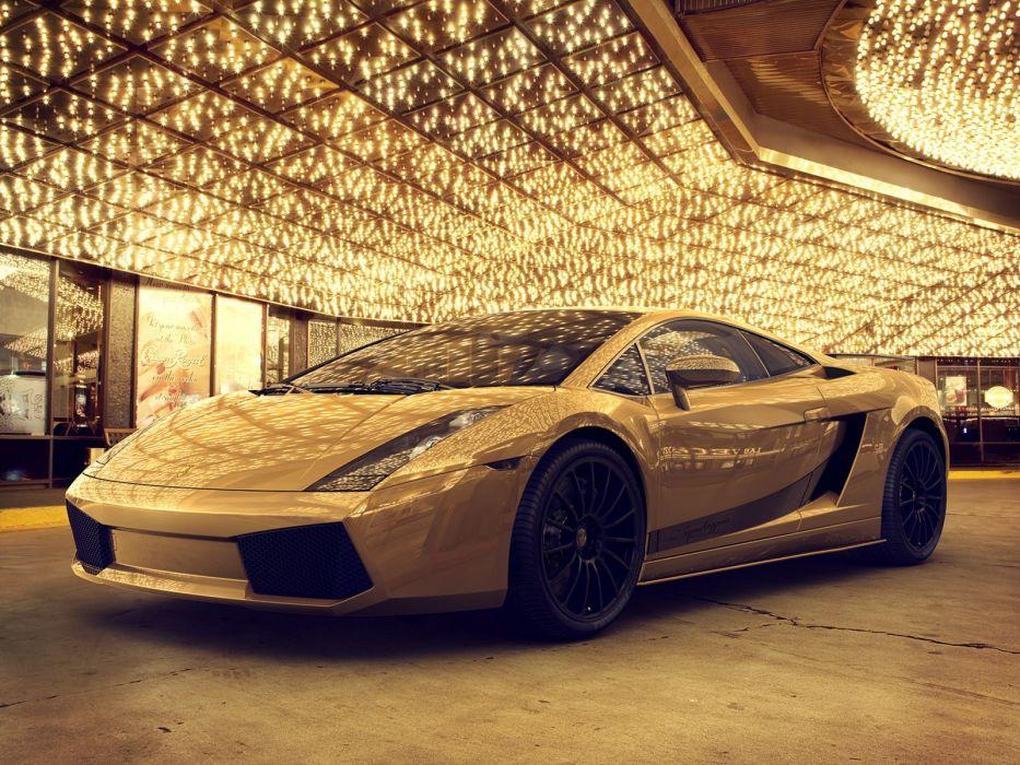 cars Lamborghini Gallardo wallpaper