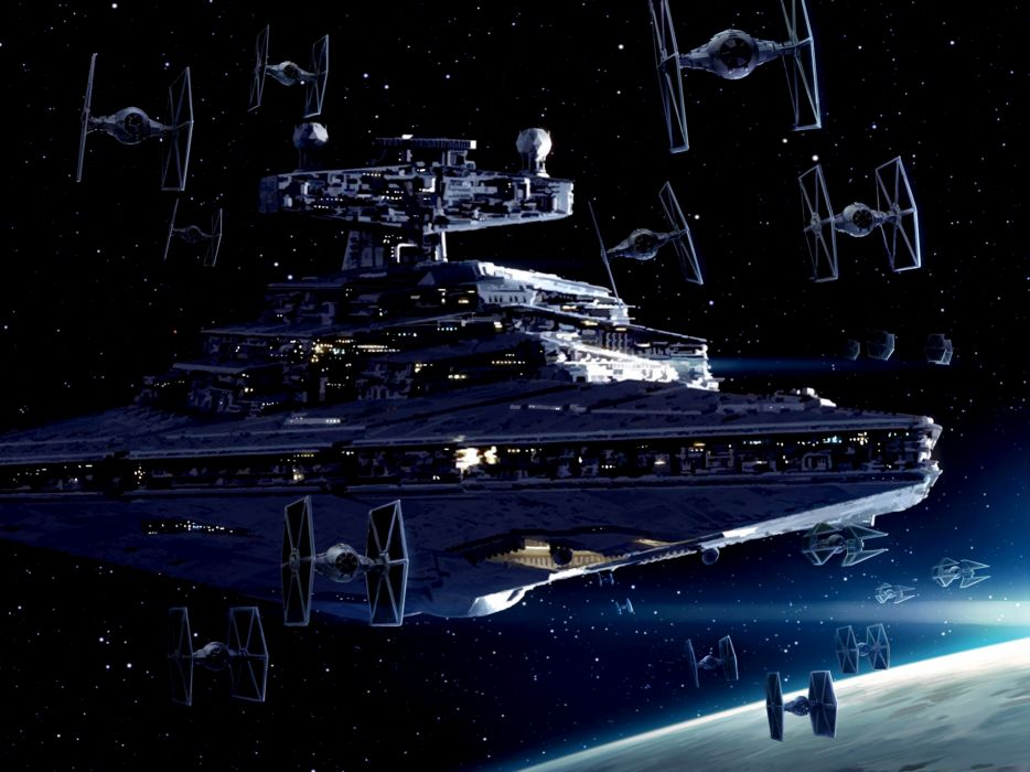 fighters star destroyer imperial starfleet star destroyer wars spaceship wallpaper