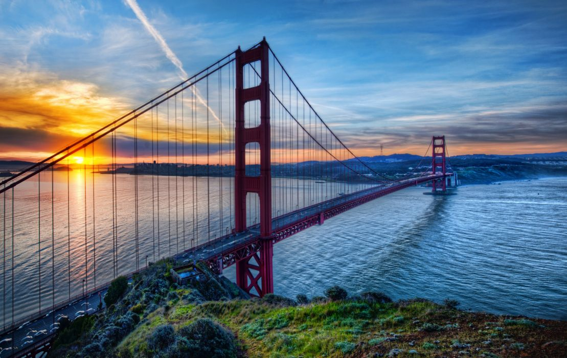 bridge golden gate wallpaper