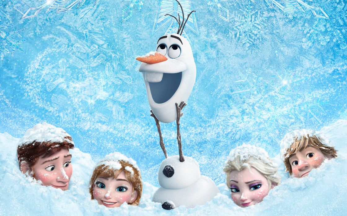 cold heart frozen walt disney animation studios wallpaper