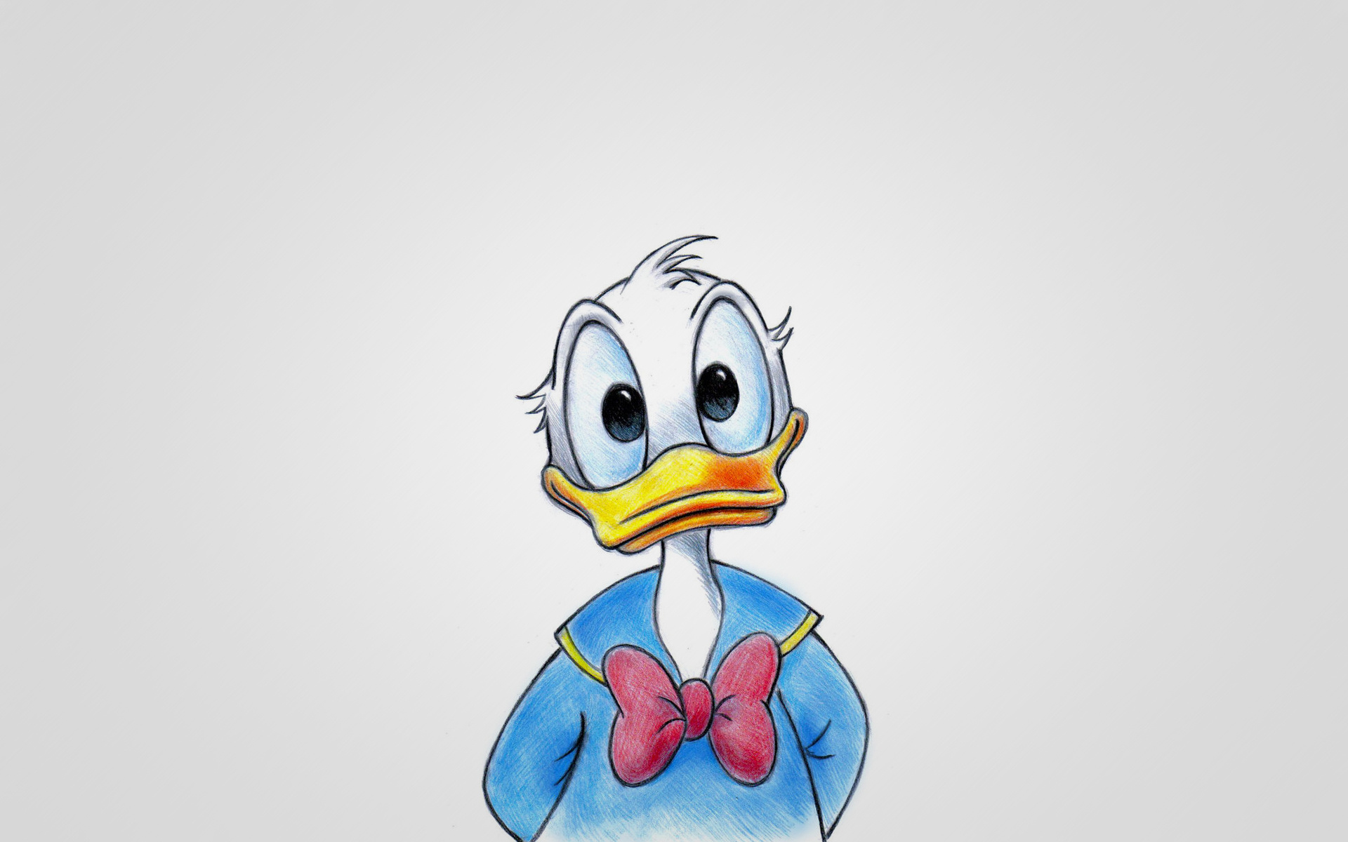 Walt disney donald fauntleroy duck wallpaper 1920x1200 - Dessin donald duck ...
