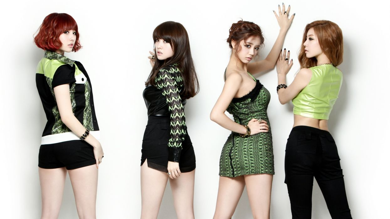 Girls Day Kpop Music Singers Asian Korean Girls Sexy Wallpaper