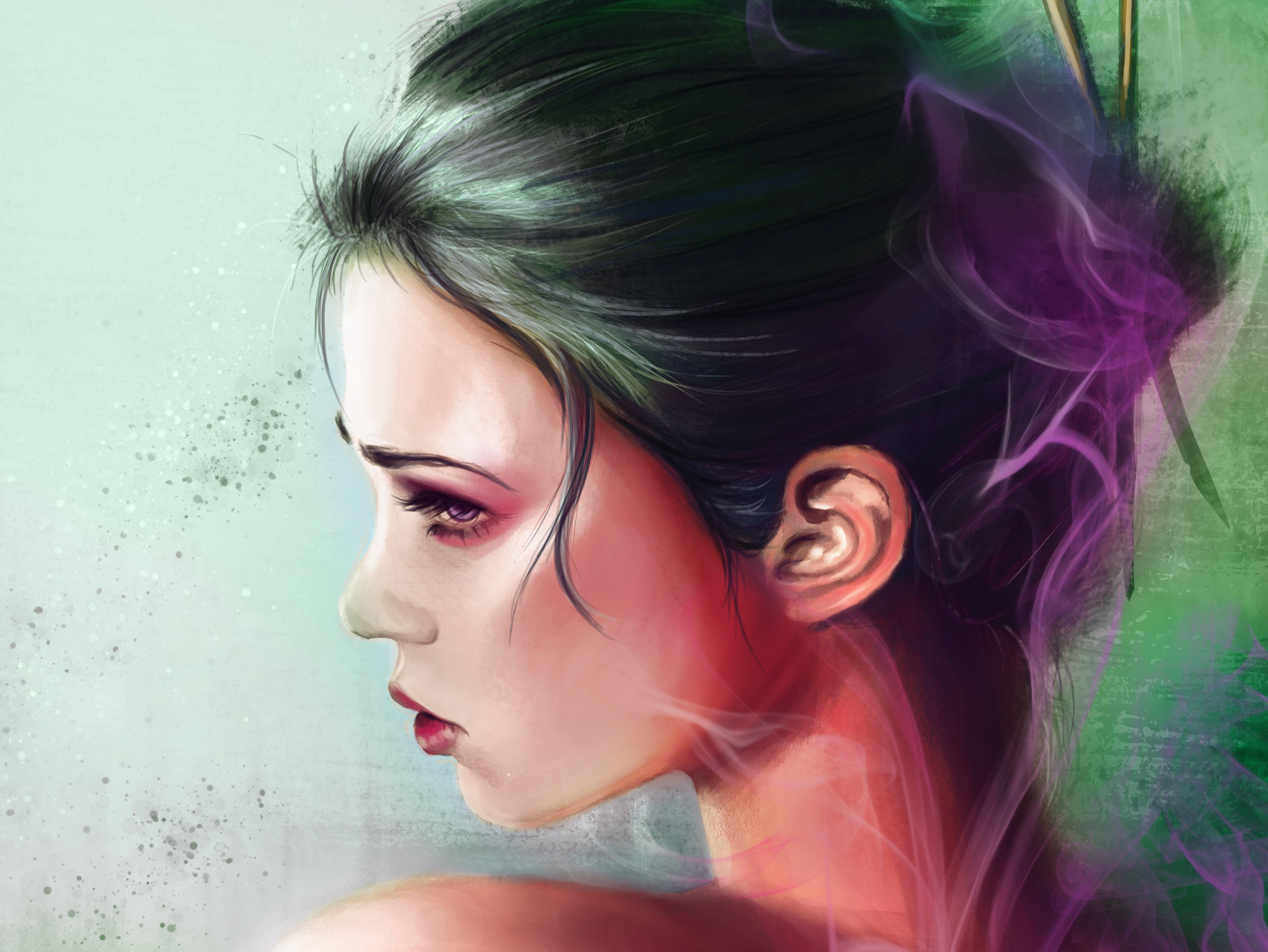hair art wallpaper - photo #30