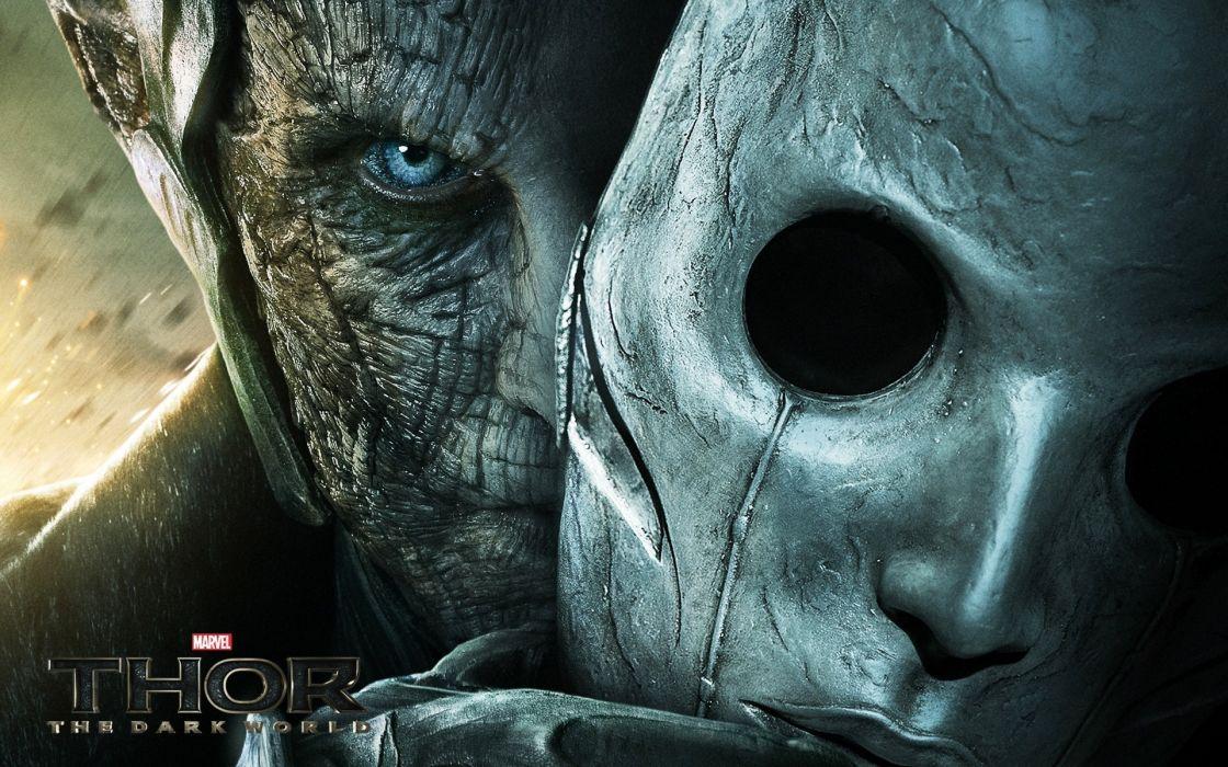 eeeb8025fd1 Thor The Dark World Mask Movies monster comics dark fantasy ...