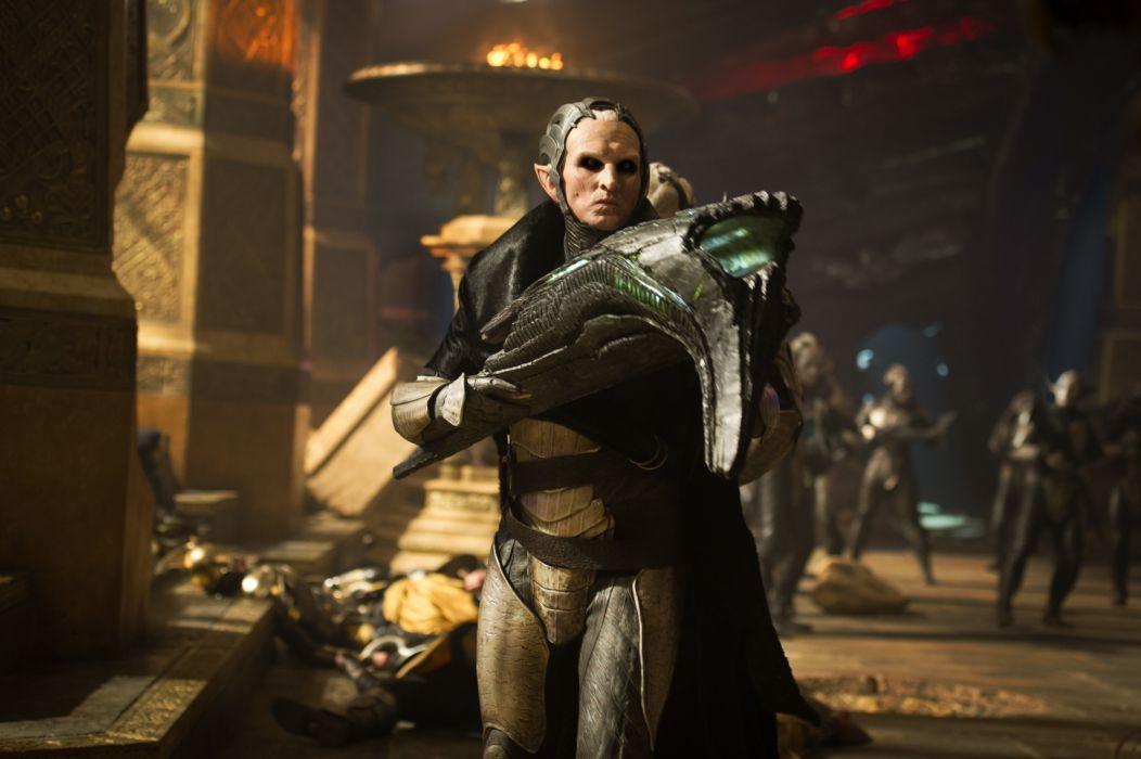 Thor The Dark World Movies weapon armor sci-fi comics wallpaper