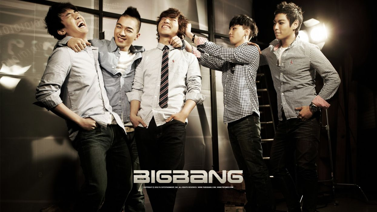 Big Bang kpop  f wallpaper