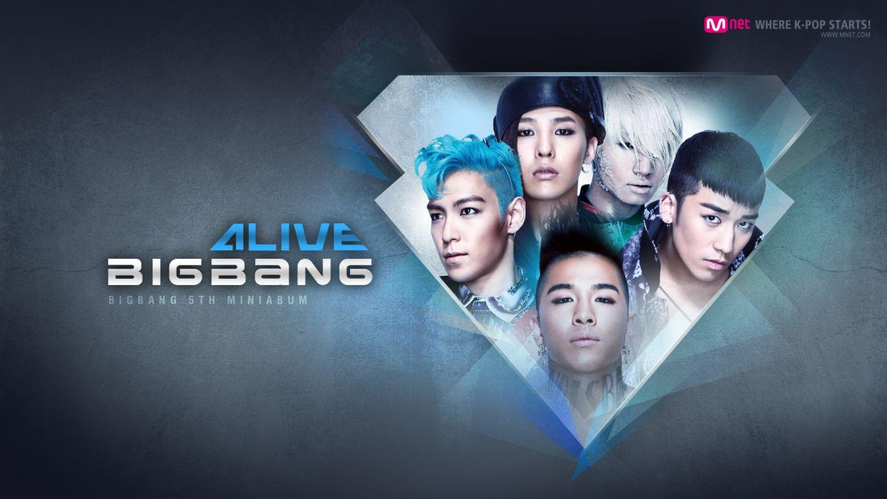 Big Bang kpop wallpaper