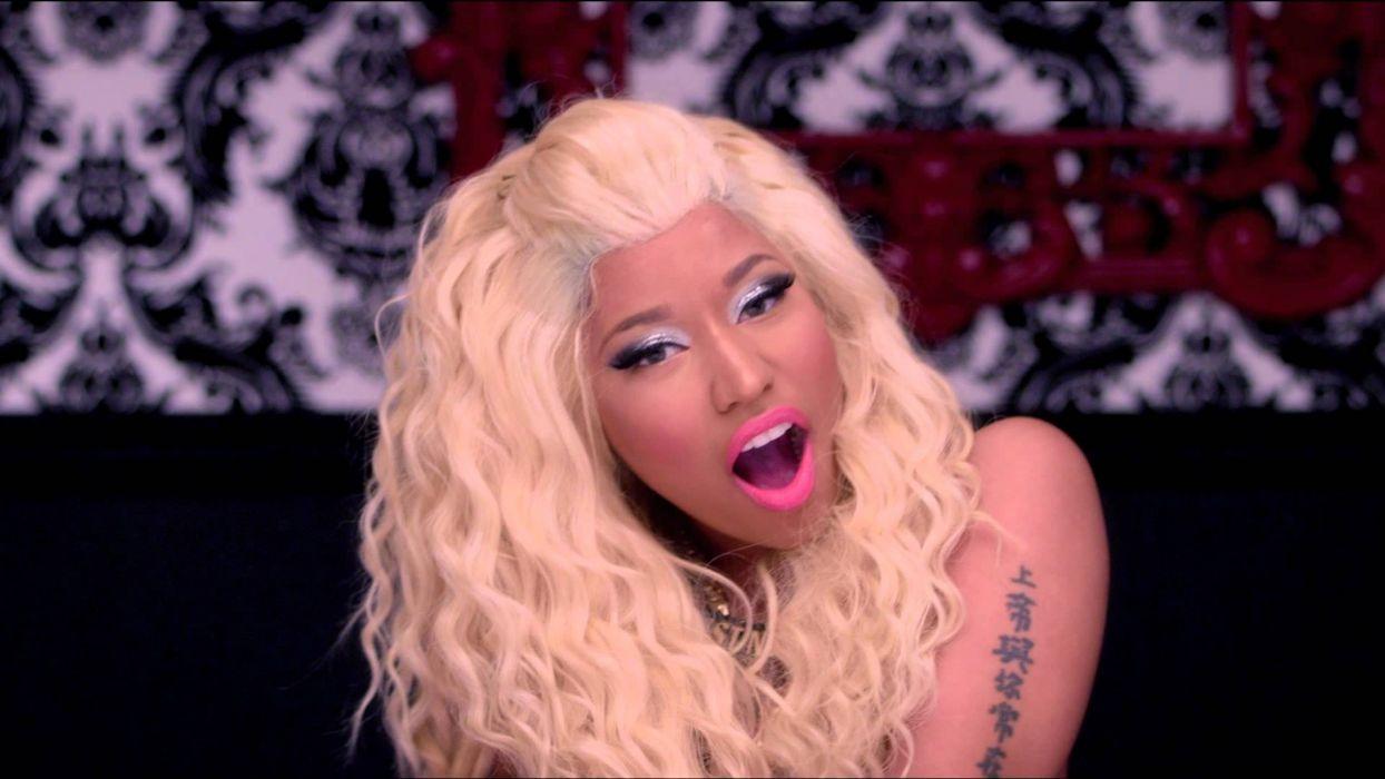 Waka Flocka Flame Get Low feat_ Nicki Minaj wallpaper