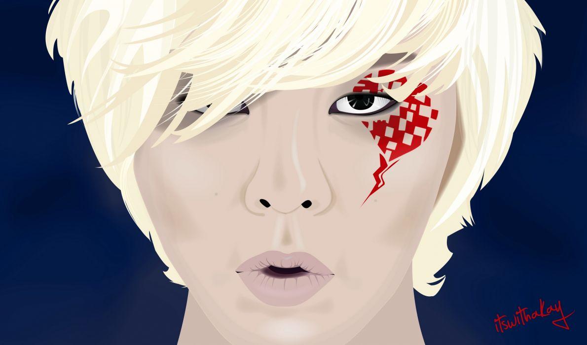 G-Dragon BigBang hip hop k-pop korean kpop pop (14) wallpaper