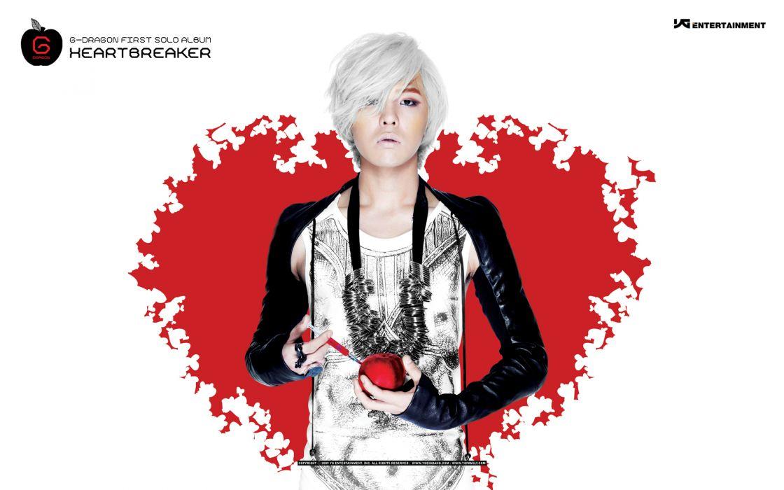 G-Dragon BigBang hip hop k-pop korean kpop pop (18) wallpaper