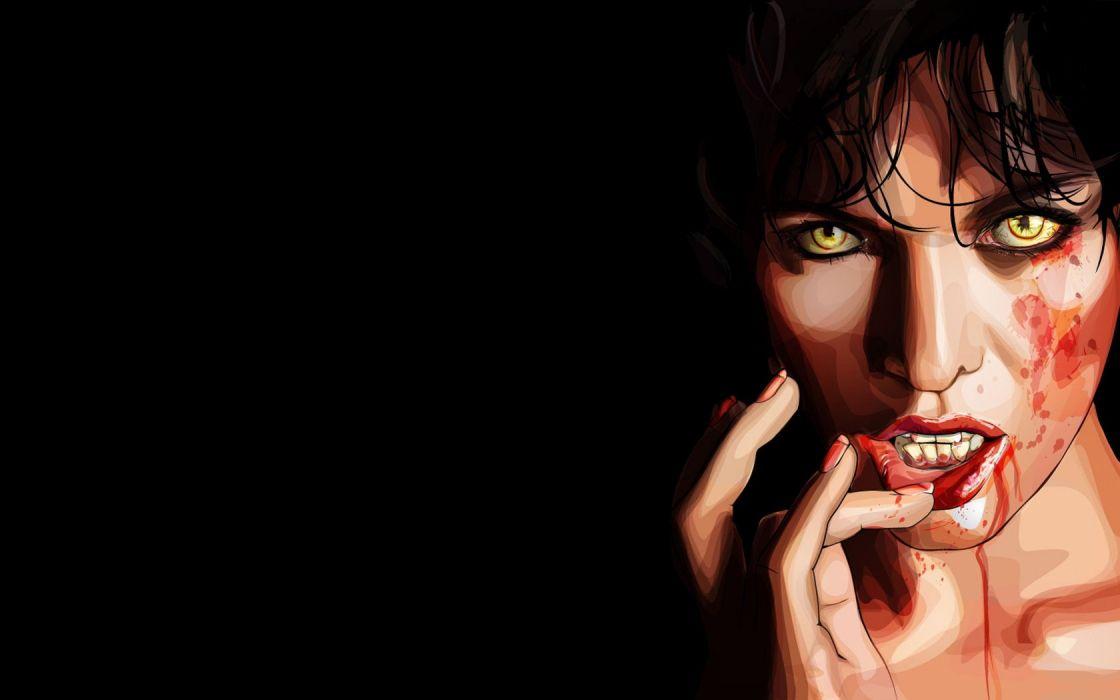 zombies Milla Jovovich wallpaper