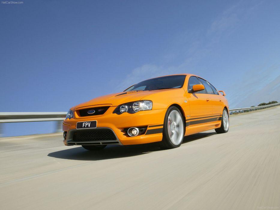cars FPV sports cars yellow cars Aussie Muscle Car Ford Australia wallpaper