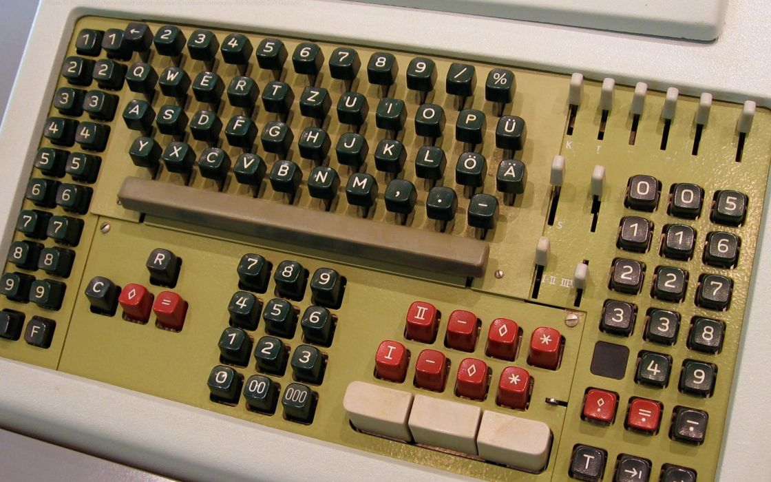 keyboards computers history Marcin Wichary wallpaper