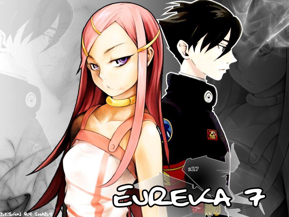 Eureka Seven Anemone (Eureka Seven) wallpaper
