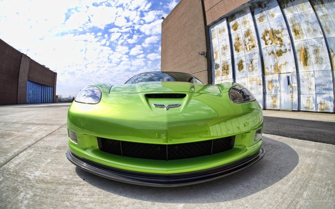 cars Chevrolet Corvette Z06 wallpaper