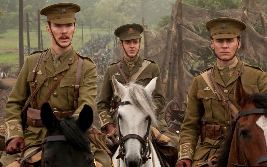 movies posters Benedict Cumberbatch Tom Hiddleston War Horse wallpaper