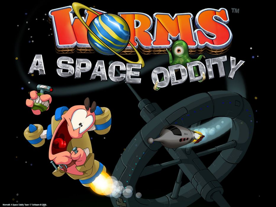 video games worms wallpaper