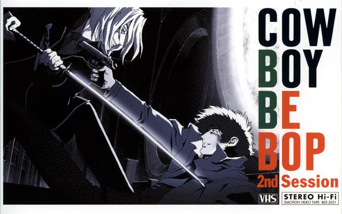 guns Cowboy Bebop anime wallpaper