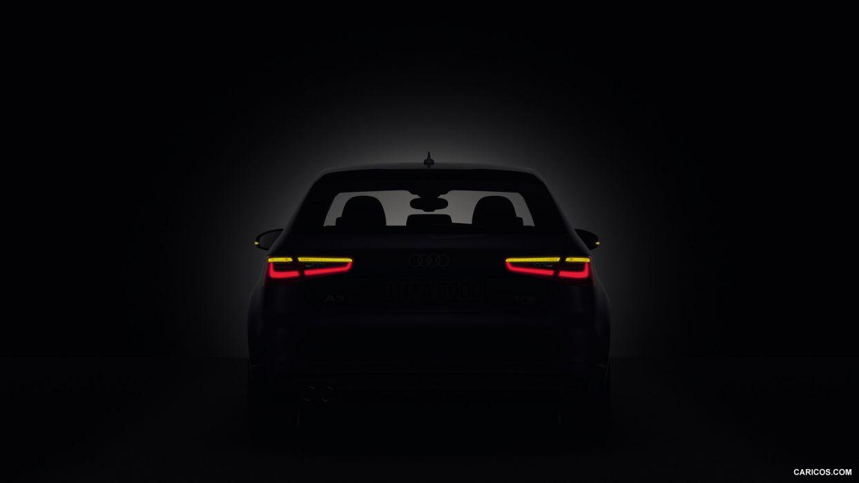 Audi line Audi A3 Audi A3 S-Line [2013] wallpaper
