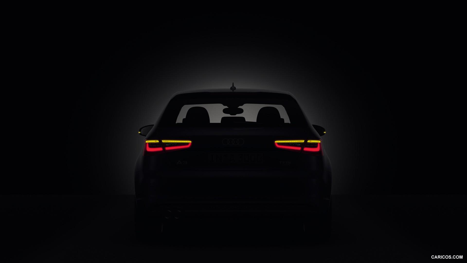 Audi line Audi A3 Audi A3 S-Line [2013] wallpaper ...