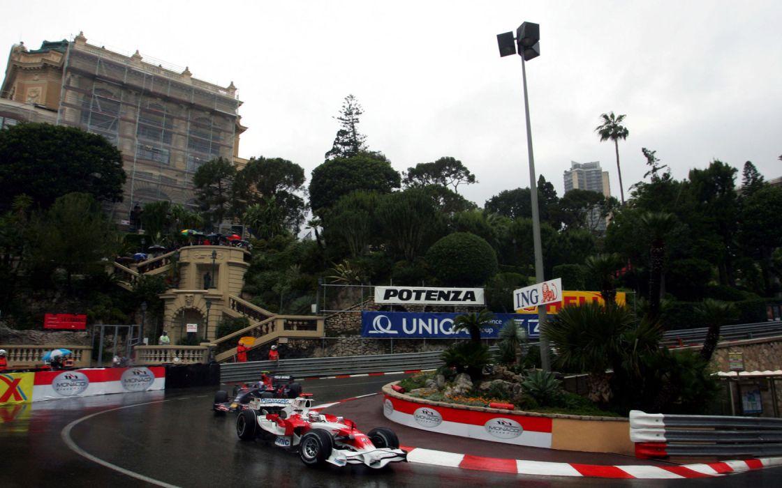 Formula One Monaco wallpaper