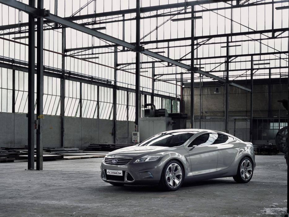 cars Ford Iosis wallpaper