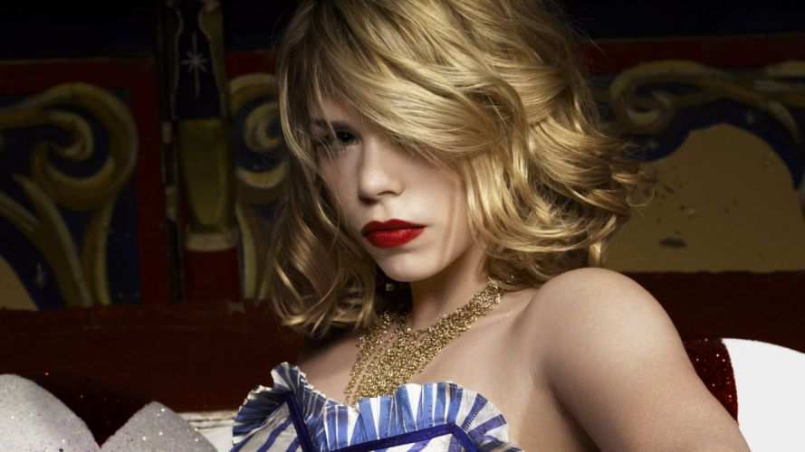 blondes women Billie Piper wallpaper
