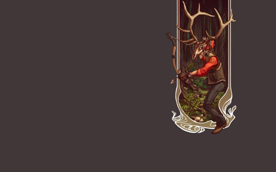 Team Fortress 2 Sniper TF2 wallpaper