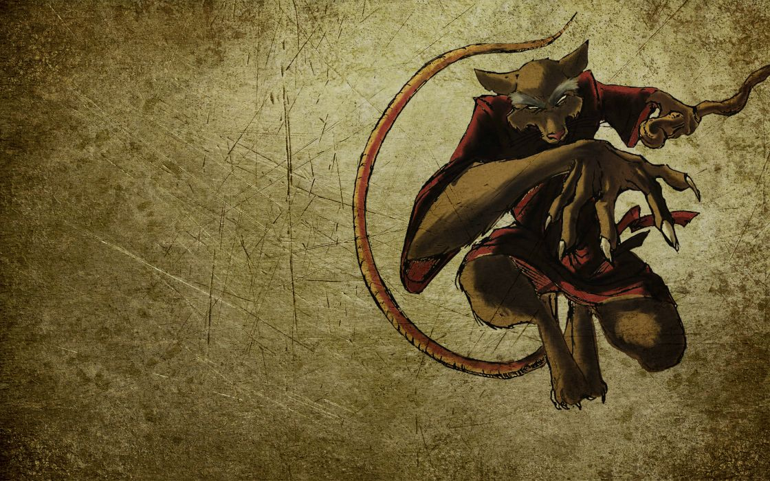 Teenage Mutant Ninja Turtles Master Splinter wallpaper
