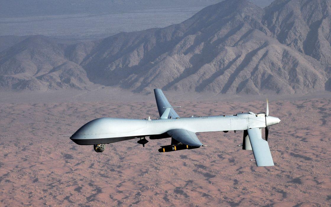 predator UAV MQ-9 Reaper wallpaper