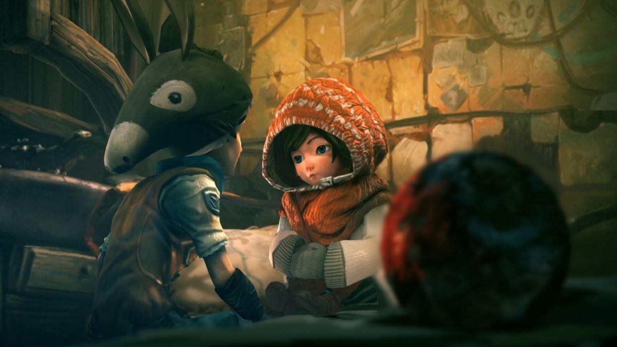 THE WHISPERED WORLD fantasy adventure (1) wallpaper