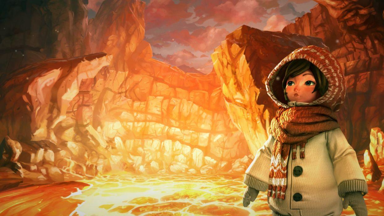 THE WHISPERED WORLD fantasy adventure (4) wallpaper