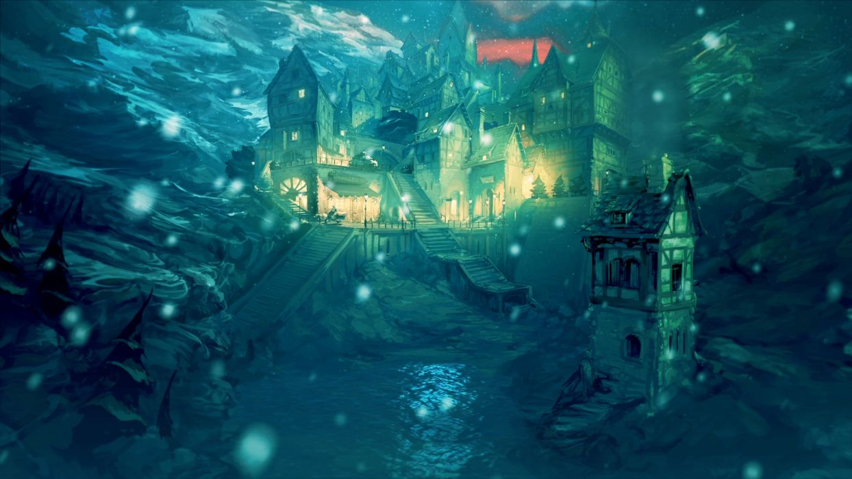 THE WHISPERED WORLD fantasy adventure (9) wallpaper